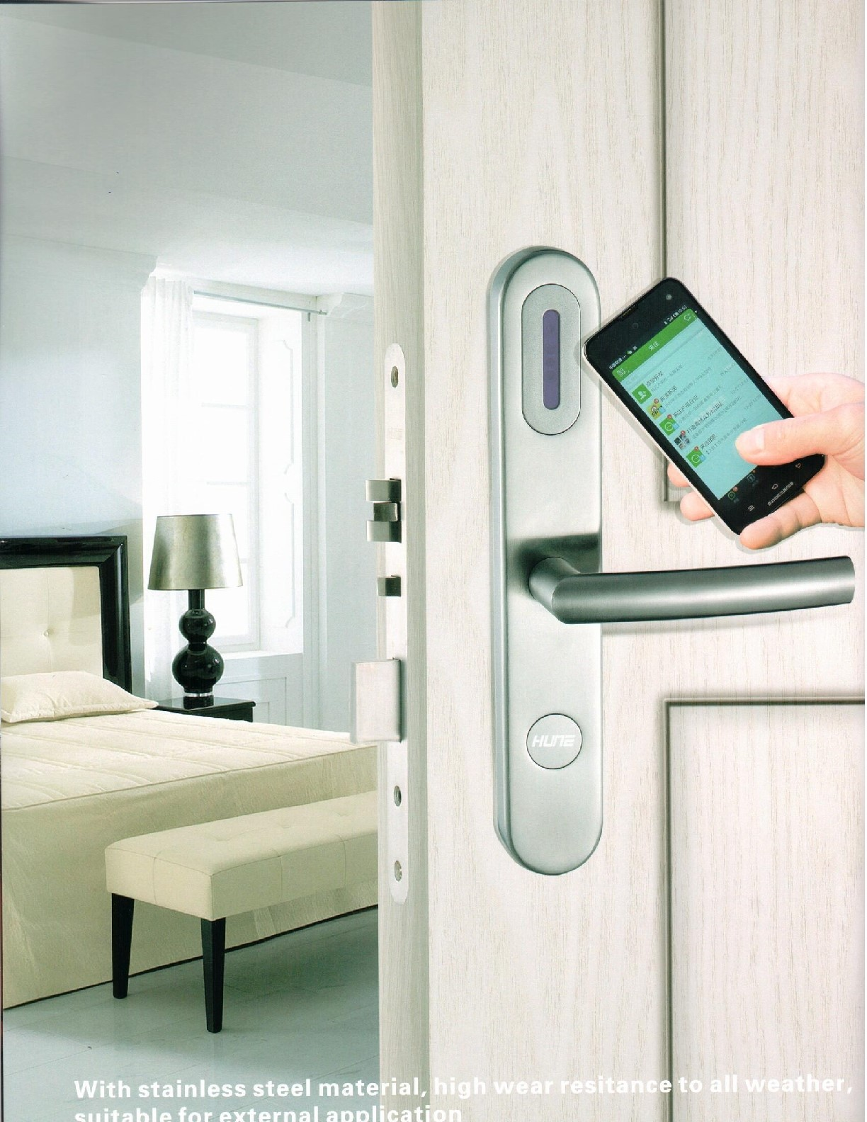 Intelligent Digital Lock Eurolite Tech Electronic
